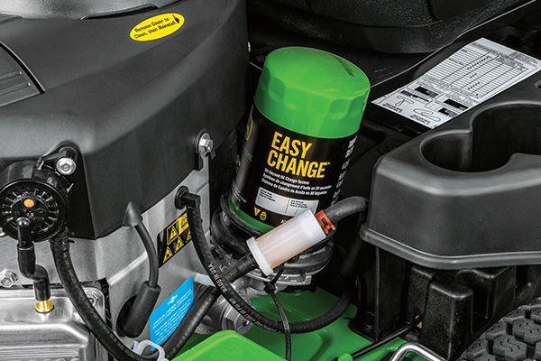 Z365R Easy Change 30-Second Oil Change System