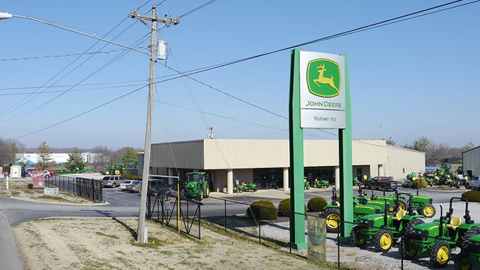 Photo 1 of the Russellville, KY Hutson location