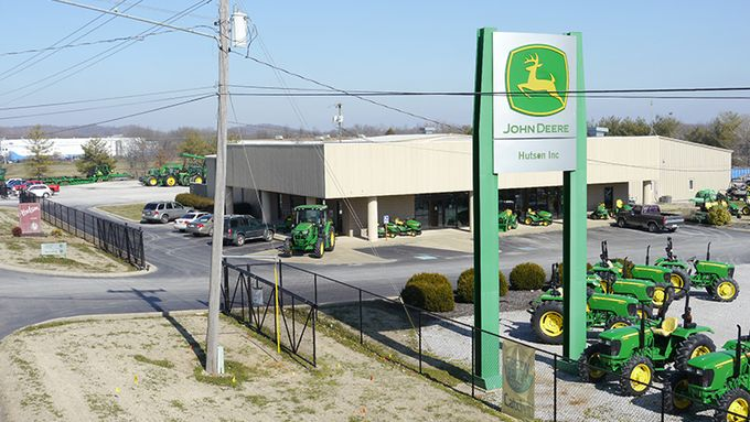 Photo 0 of the Russellville, KY Hutson location