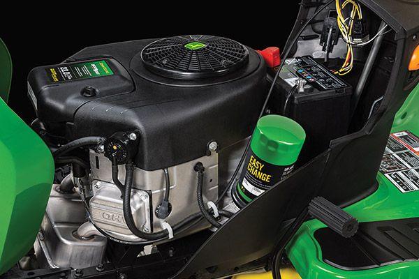John Deere Easy Change oil filter