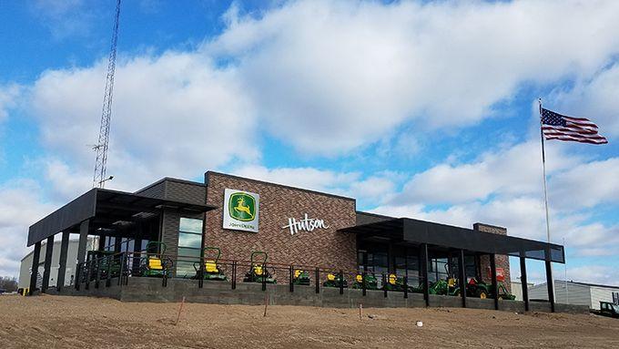 Photo 0 of the Newberry, IN Hutson location