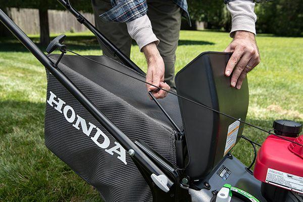 Honda HRR series lawn mower