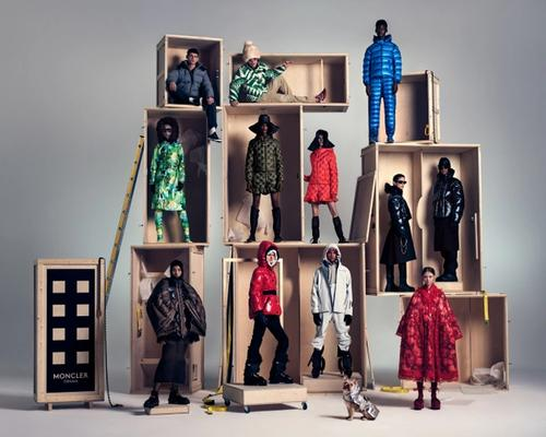 Moncler Genius 2020 campaign Photographer Steve Harries