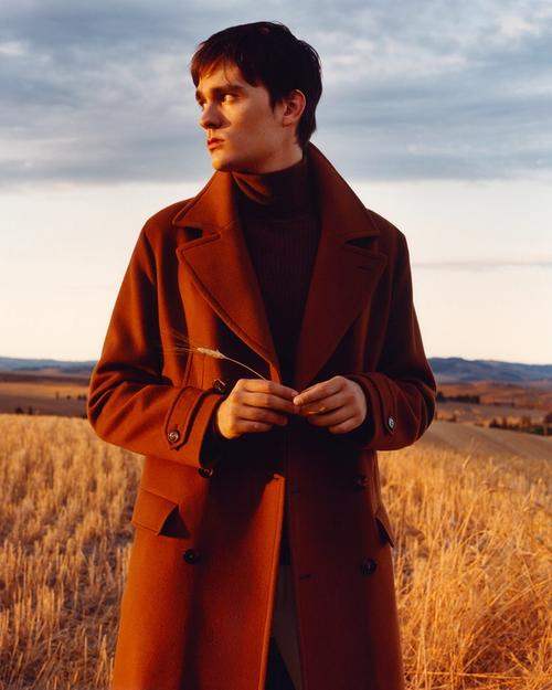 Loro Piana Fall 2020 campaign Photographer Jamie Hawkesworth