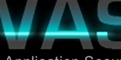 Zoomet inn på KWASCH-logoen som har filter og gjennomsiktige lag.