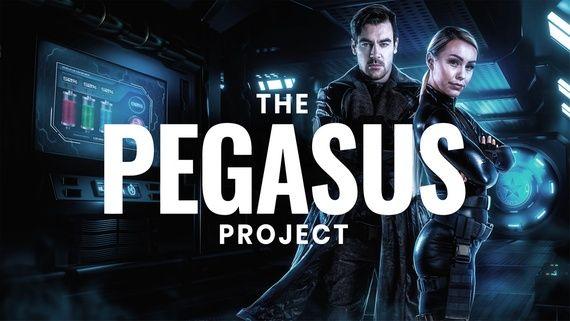 Coverbilde av spillet The Pegasus Project.