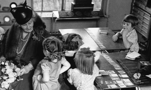 Montessori Yaklaşımı