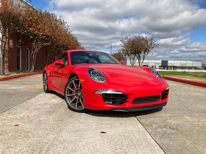 2013 Porsche Carrera 4S at Driven