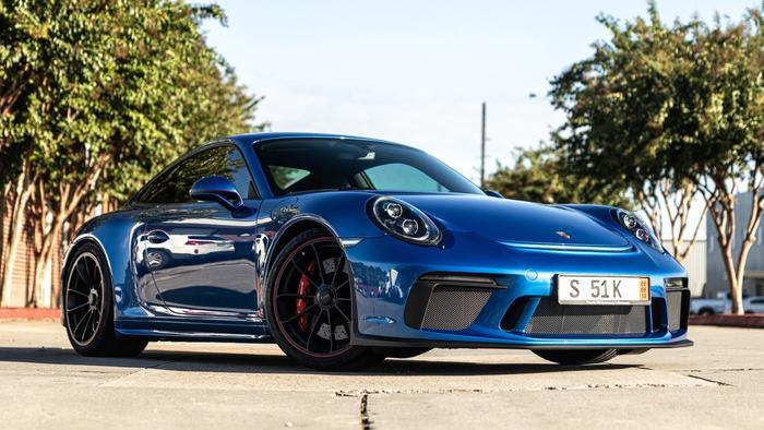 2018 Porsche 911 GT3 Touring at Driven