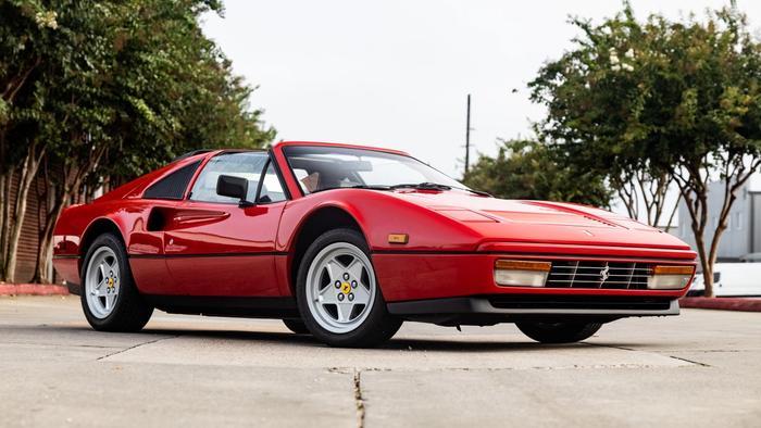 1986 Ferrari 328 GTS at Driven