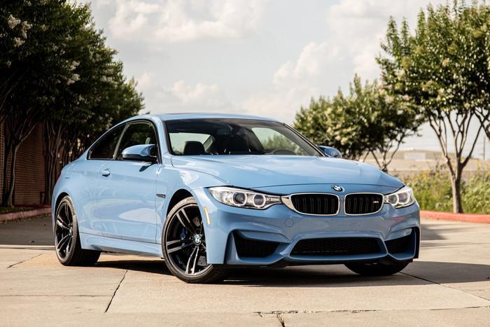 2017 BMW M4 at Driven