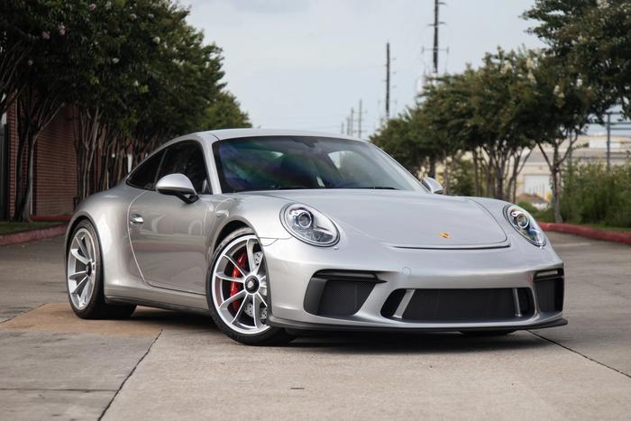 2019 Porsche 911 GT3 RS Touring at Driven
