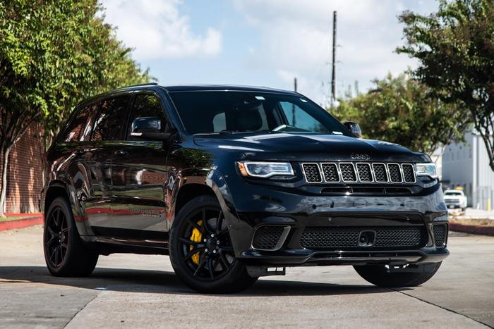 2018 Jeep Grand Cherokee TrackHawk at Driven
