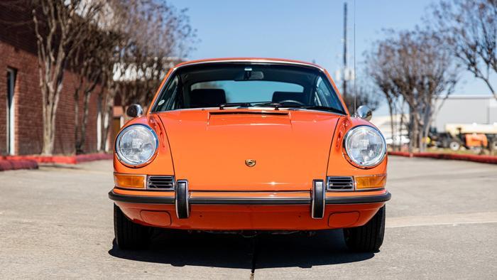 1971 Porsche 911T at Driven