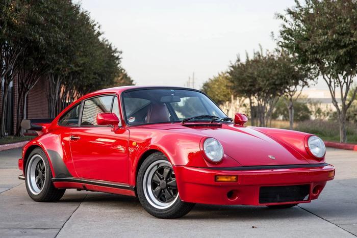 1986 Porsche 930 Kremer