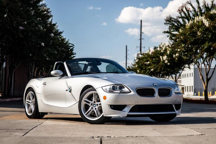 2007 BMW Z4 M Roadster at Driven in Houston