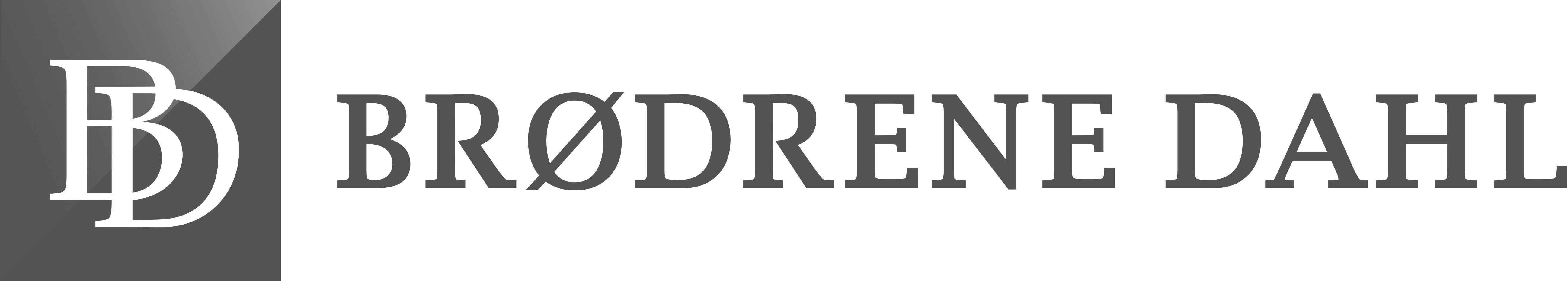 Ny fremtidsrettet løsning for Brødrene Dahl logo