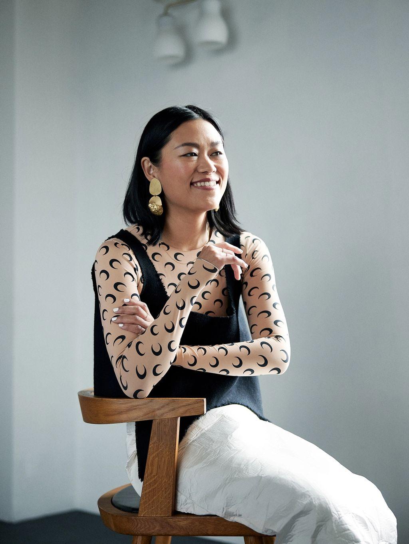 Michelle er fra Kunming i provinsen Yunnan sør i Kina. I denne spalten deler hun digge retter fra hjemlandet. Foto: Silje Bryn Knutsen