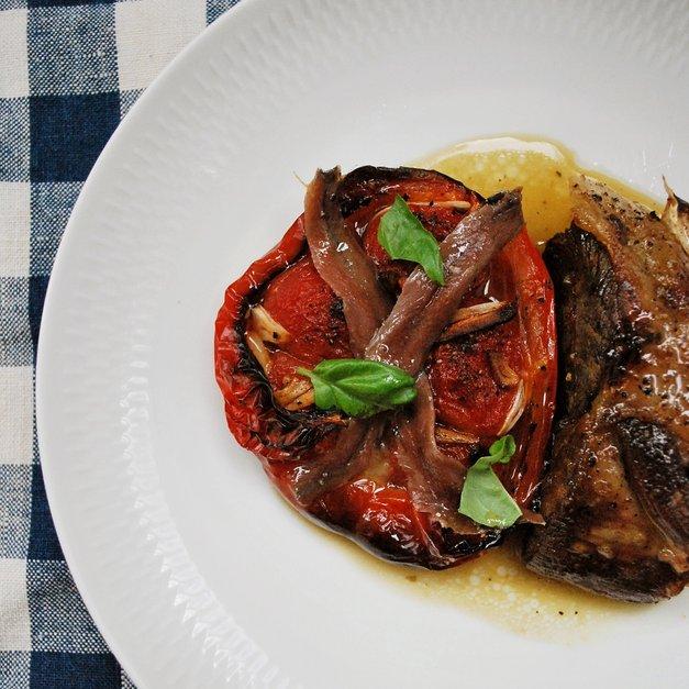 Piemontiske paprikaer