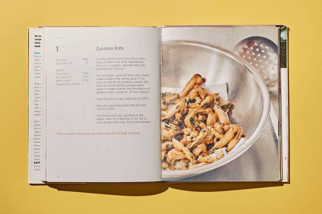 Kapittelet om grønnsaker er et av mine favoritter i denne boka. Superenkelt og supergodt!