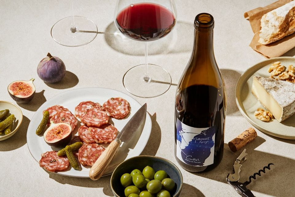 Ukas vin er et rødt røverkjøp fra Alpene