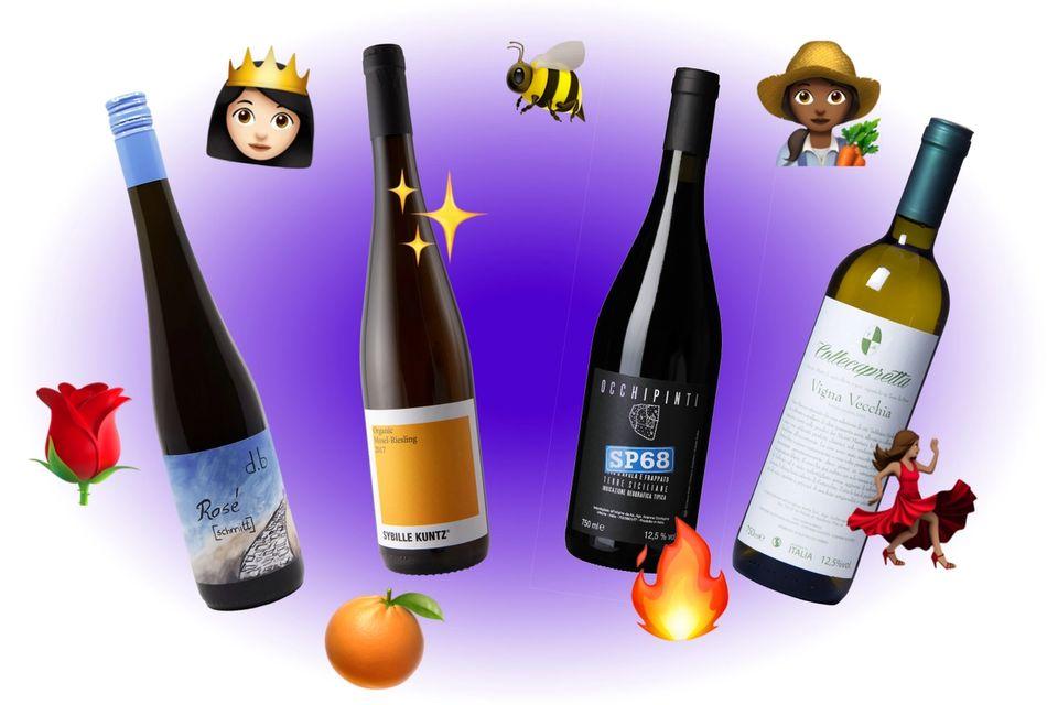 Tips til supre viner fra kvinnelige vinmakere