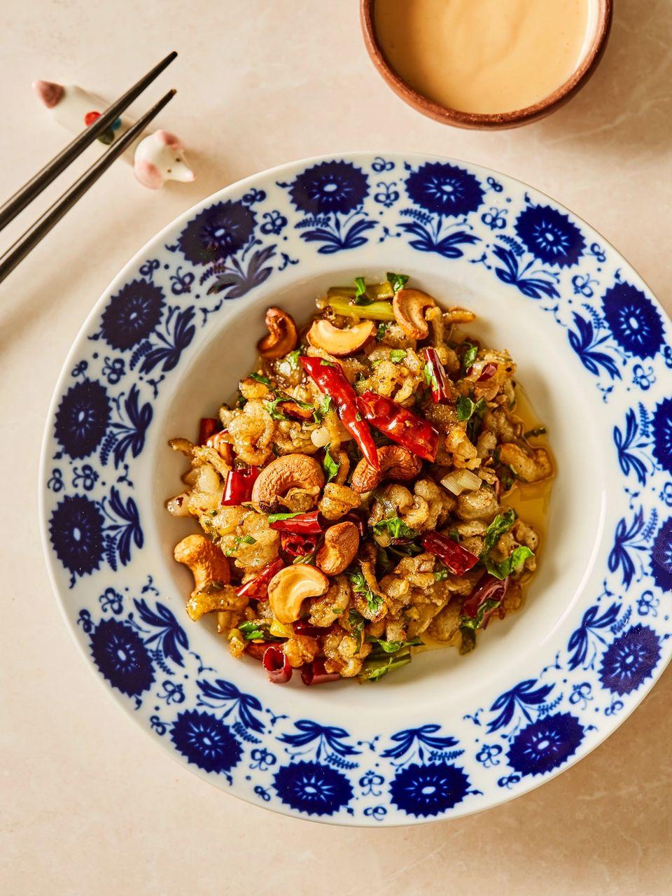 – Sichuan er mitt favorittkjøkken om dagen