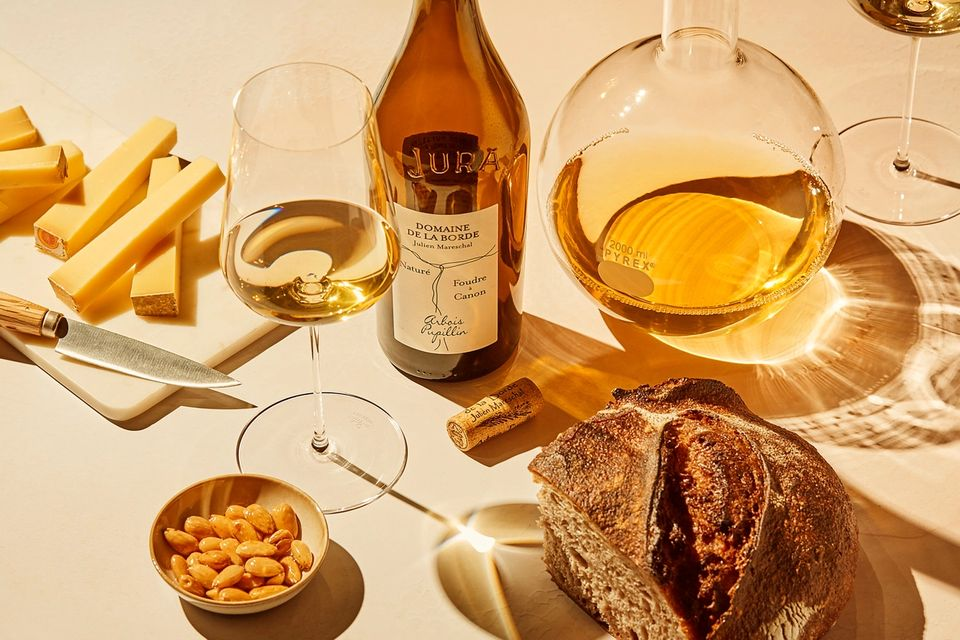 Ukas vin er en salt og energisk hvitvin fra Jura