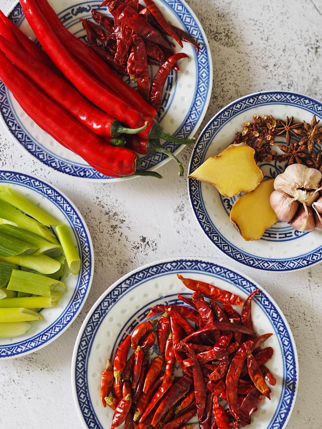 Med så mye chilli er kanskje ikke denne retten for de sarteste sjelene. Men de som tåler en støyt får alt de ønsker seg.