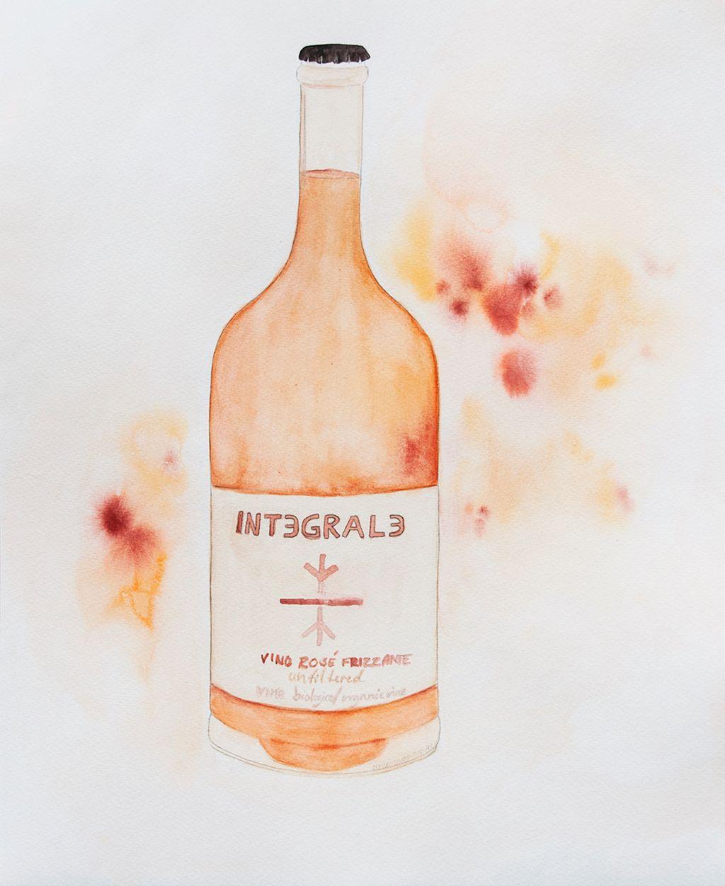 Integrale Wine Rosé Frizzante