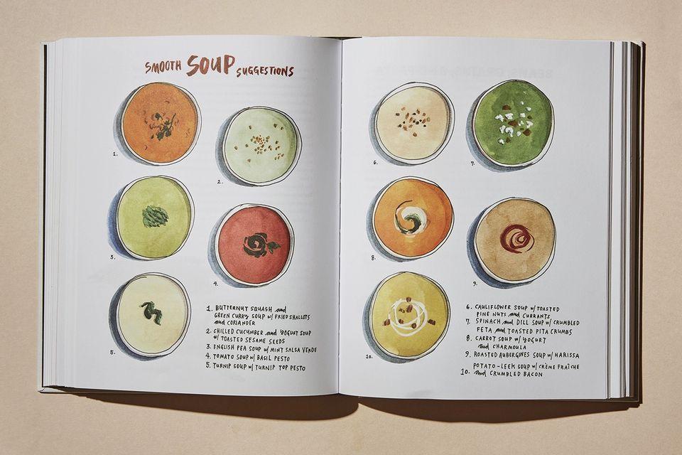 Denne fantastiske kokeboka har ikke et eneste matfoto