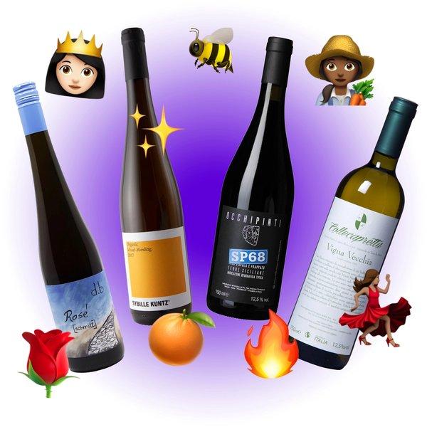 Tips til supre og rimelige viner fra kvinnelige vinmakere