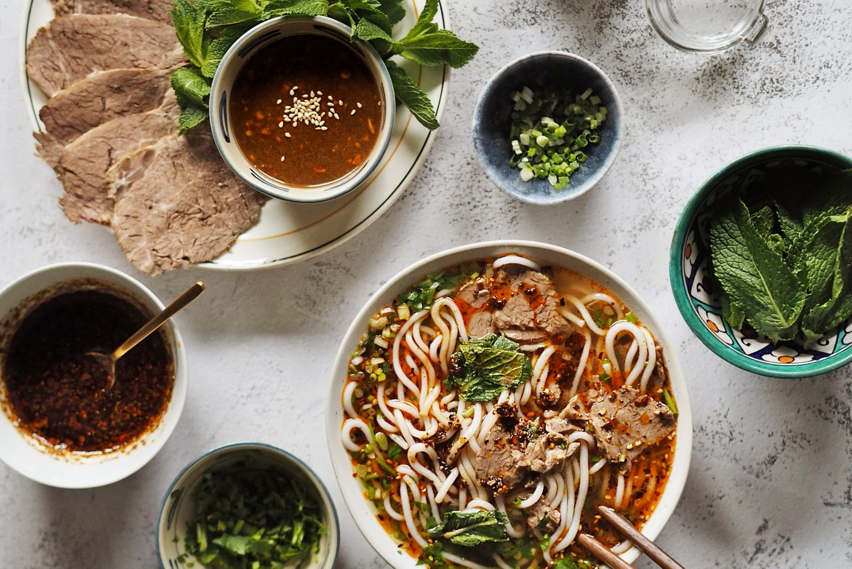Kaldbiff fra Yunnan er perfekt både som en egen rett og til nudelsuppe