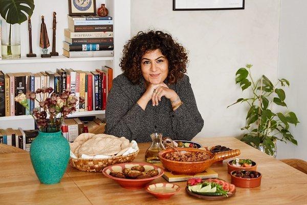 Mariams egyptiske frokost er ment å vare hele dagen