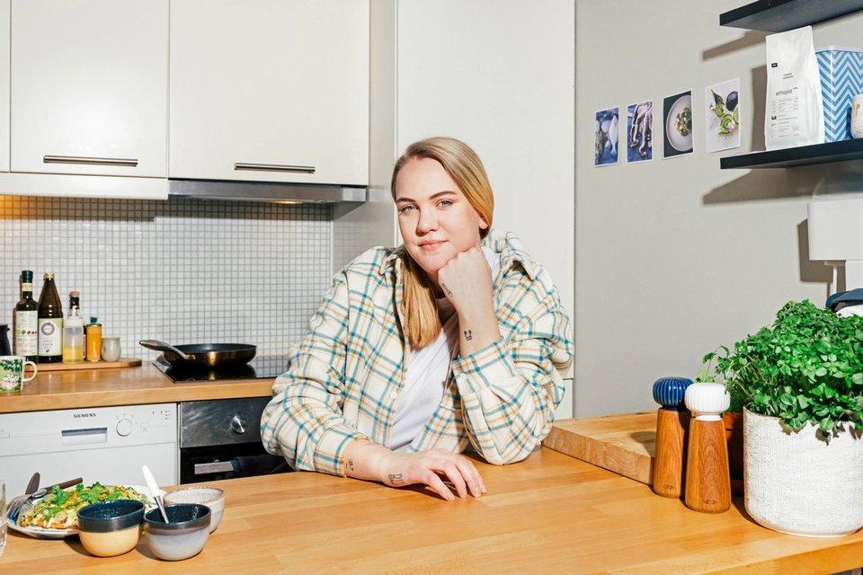 Hanne styrer kjøkkenet på Oslos nye storstue Kastellet