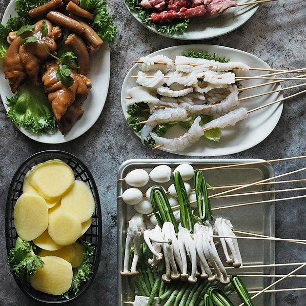 Yunnan Barbeque (Shao Kao/烧烤)