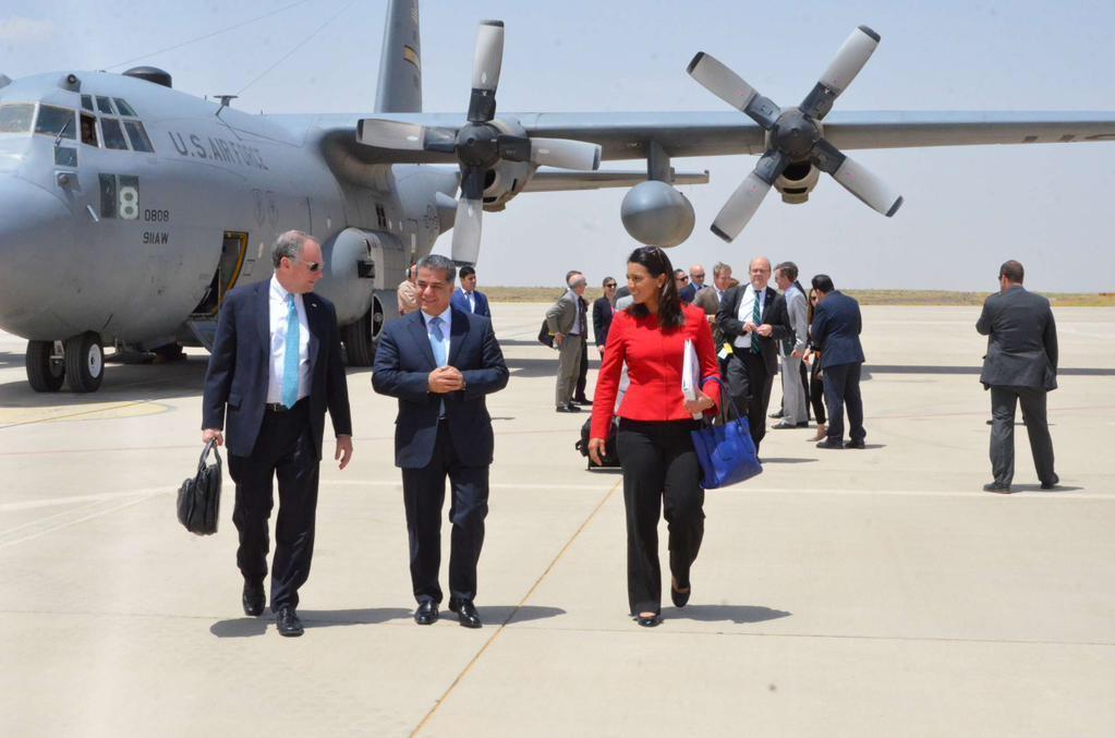 Middle East trip (Kuwait, Iraq, Jordan, Turkey), 2015.