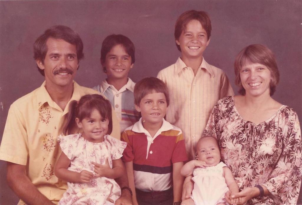 Wahiawa Hawaii, 1984.