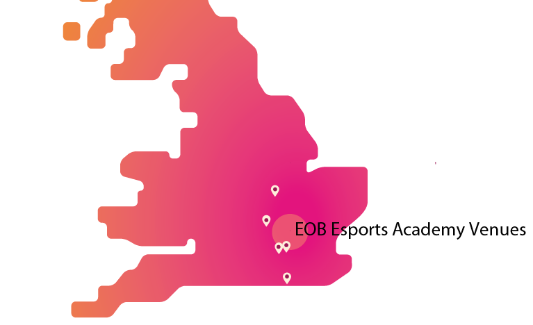 Where the EOB Academy's are located