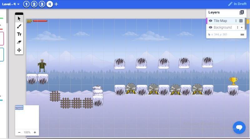 EOB Academy Online Game Design