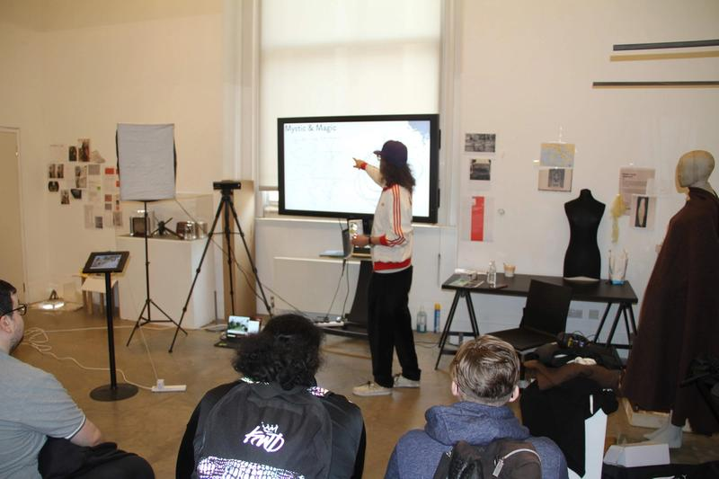 EOB Academy with Double Me London and the Prince's Trust