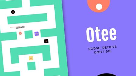 Otee - Phaser Game