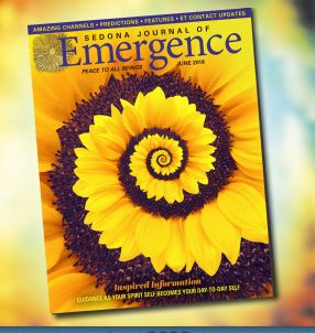 Sedona journal of emergence magazine cover