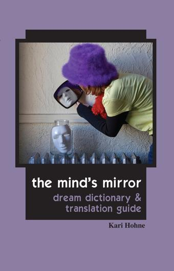 The Mind's Mirror Dream Dictionary & Translation Guide book cover