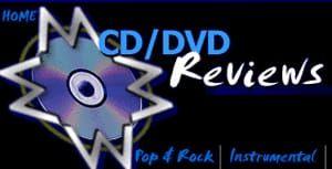 CD / DVD Reviews logo