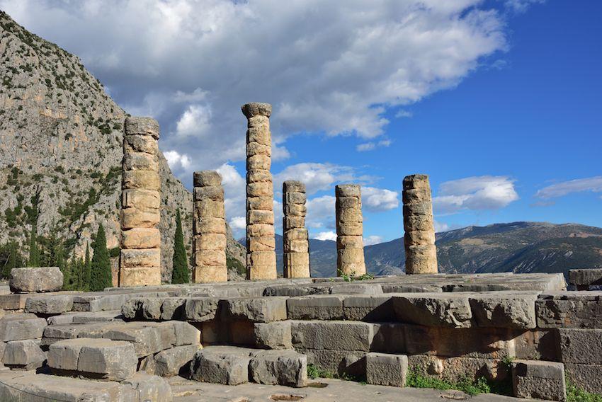 Temple apollo