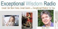 Exceptional wisdom radio logo