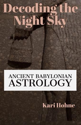 Decoding the Night Sky book on astrology by Kari Hohne
