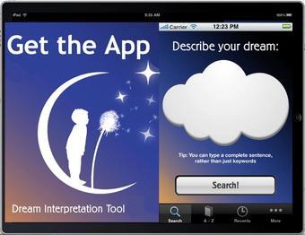 Way of Dreams interpretation app on itunes
