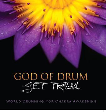 God of drum album cover